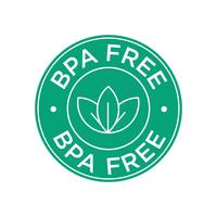 BPA free icon.  vector