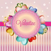 valentine cute love decoration