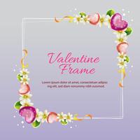 valentijn jasmijn liefde frame