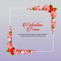 Kamelie Valentine Frame