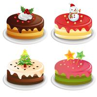 christmas cake collection set