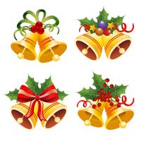 thème de Noël à quatre cloches
