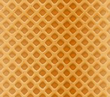 Gofres deliciosos de patrones sin fisuras de vector