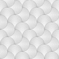 Seamless pattern on vector graphic art.