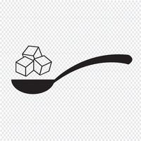 sugar icon  symbol sign