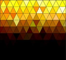 Yellow Square Grid Mosaic Background, Creative Design Templates vector