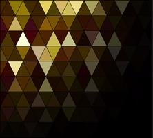 Yellow Square Grid Mosaic Background, Creative Design Templates
