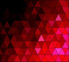 Fondo de mosaico de cuadrícula de color rojo, plantillas de diseño creativo