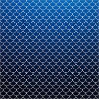 Blue Roof tiles pattern, Creative Design Templates vector