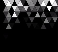 Quadrado de grade quadrada de fundo preto, modelos de Design criativo