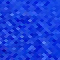 Blaues Dachplatte-Muster, kreative Auslegung-Schablonen