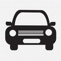 Car Icon  symbol sign