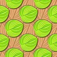Motivo Tropical, Rayado, Animal. Línea sin costura patrón y la textura del bacalao. Flor moderna del verano, hoja en la forma del extracto del cepillo. Vector tropical