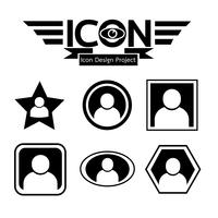 people icon  symbol sign