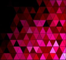 Pink Square Grid Mosaic Background, Creative Design Templates