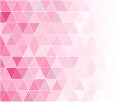 Pink Grid Mosaic bakgrund, kreativa design mallar