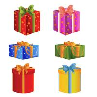 present presentförpackning uppsättning