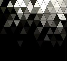 Black Square Grid Mosaic Background, Creative Design Templates