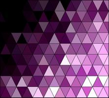 Purple Square Grid Mosaic Background, Creative Design Templates