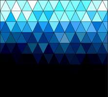 Blue Square Grid Mosaic Background, Creative Design Templates