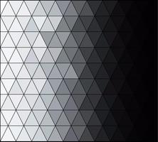 Gray White Square Grid Mosaic, Creative Design Templates