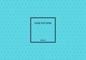 Abstract blue cross pattern seamless background. Plus sign with square frame.