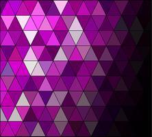Purpurfärgad rutnätmosaikbakgrund, kreativa mallar för design