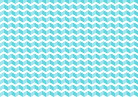 Abstract blue chevron tiles pattern on white background and texture. zigzag.