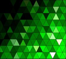Green Square Grid Mosaic Background, Creative Design Templates vector