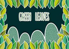 Grün lässt Karikatur