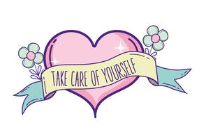 Take care of yourself quote
