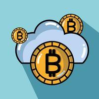 tecnologia de segurança de dinheiro digital bitcoin