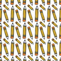 pencil school tool object background design