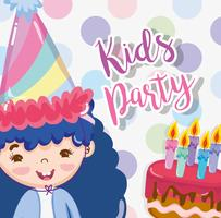 Kinder-Party-Cartoons