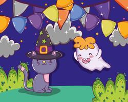 Desenhos de feliz dia das bruxas