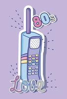 Ik hou van cartoons uit de jaren 80
