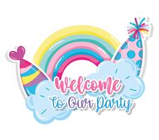 Welkom bij ons feest