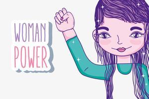 Power cartoons voor meisjes