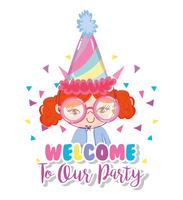 Välkommen till vår fest