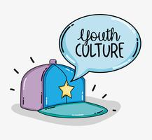 Jugendkultur-Cartoons