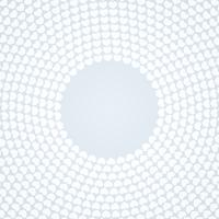 White circular heart patterned backgrounds
