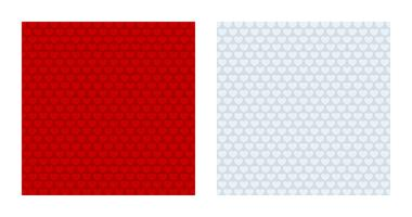 Red and white heart patterned backgrounds