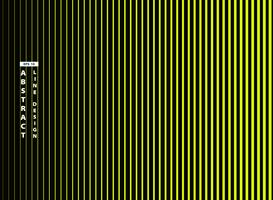 Abstract trendy vivid green line on black background. illustration vector eps10