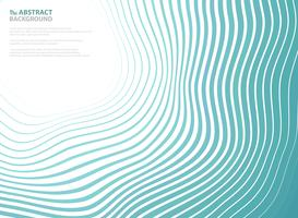 Abstract sea waves pattern circle of cover presentation background. You can use for ad, poster, cover design, travelling campaign, annual report.
