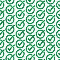 Pattern background Check list button icon