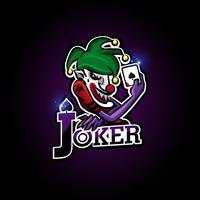 logotipo do esport do joker