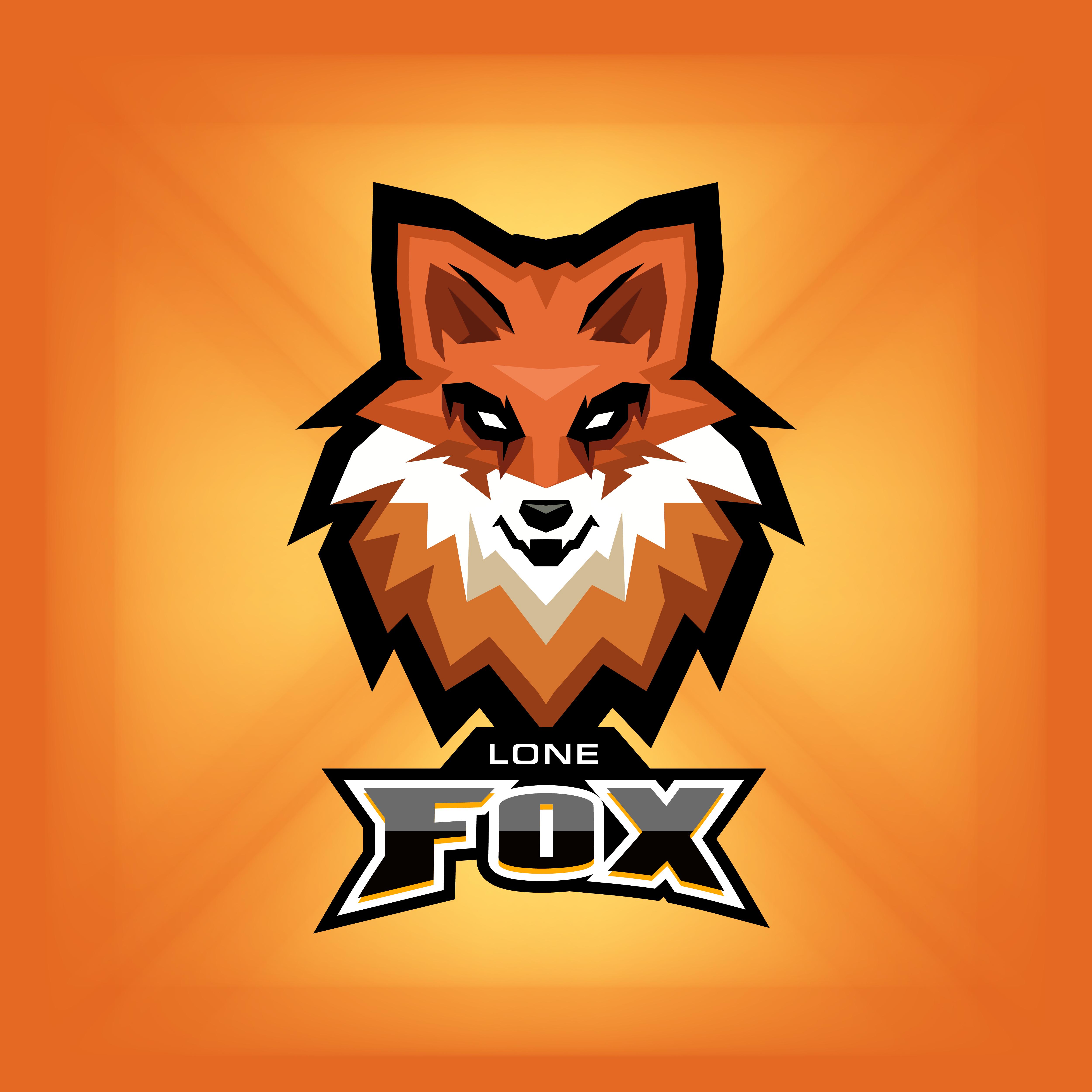 Fox Head Logo Download Free Vectors Clipart Graphics Vector Art