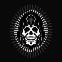 cabeça do grim reaper