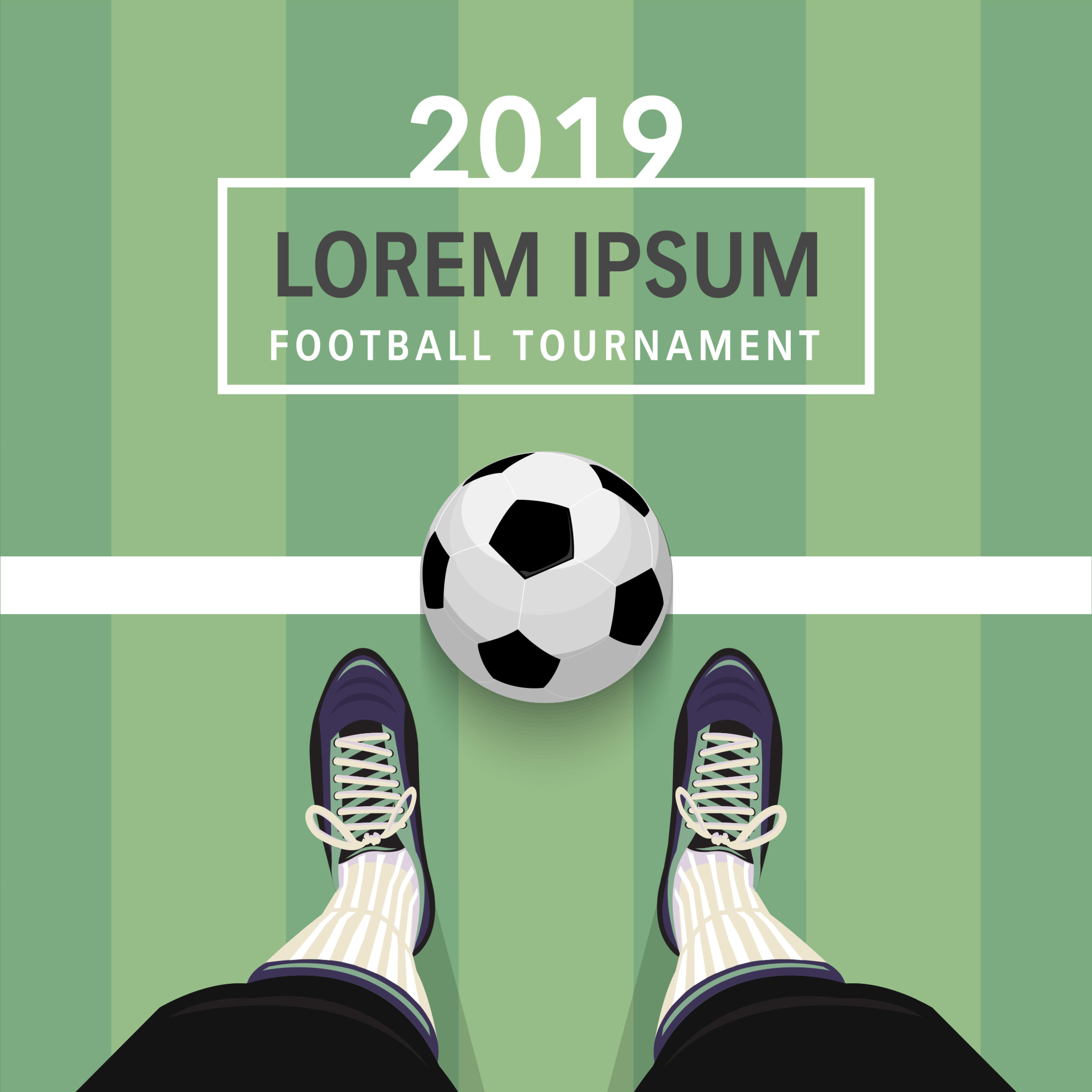 Football Tournament Poster Download Free Vectors Clipart Graphics Vector Art