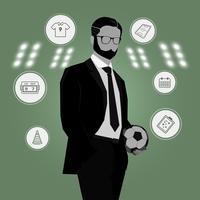 Piano manageriale di calcio